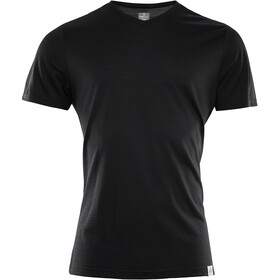 Aclima LightWool T-Shirt Men Jet Black
